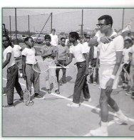arthur ashe tennis clinic