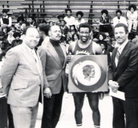 NFL MVP LARRY BROWN