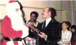 SANTA AND A JUDGE
