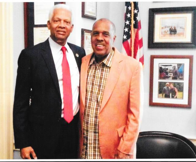 CONGRESSMAN HANK JOHNSON & HB0006