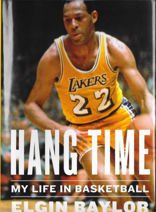 ELGIN BAYLOR HANG TIME!
