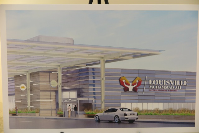 Louisville airport unveils new logo, brand in honor of Muhammad Ali (16)