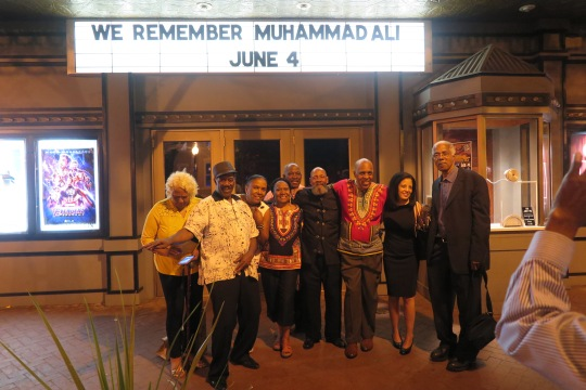 Remembering the greatest Muhammad Ali June 4 2019 Miracle Theater (3)